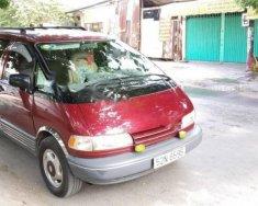 Bán ô tô Toyota Previa 2.4LE 1992, màu đỏ, nhập khẩu   giá 125 triệu tại Tp.HCM