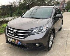 Cần bán xe Honda CR V sản xuất 2014, màu nâu giá 770 triệu tại Hà Nội