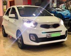 Bán xe Kia Morning Si 1.25AT đời 2014, màu trắng, 325tr giá 325 triệu tại Đà Nẵng