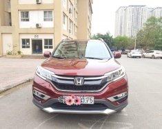 Bán xe Honda CR V 2.4 sản xuất 2016, màu đỏ giá 915 triệu tại Hà Nội