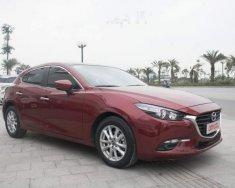Bán Mazda 3 Facelift 1.5AT năm 2017, màu đỏ, xe đẹp  giá 669 triệu tại Hà Nội