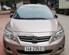 Cần bán Toyota Corolla Altis 1.8 AT đời 2009 giá cạnh tranh giá 460 triệu tại Quảng Ninh