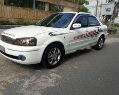 Cần bán xe Ford Laser Limited đời 2003, màu trắng, chạy rất êm ái giá 168 triệu tại Đà Nẵng