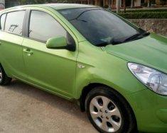 Bán Hyundai i20 nhập khẩu, sản xuất năm 2011, màu xanh, tên tư nhân, biển Hà Nội giá 338 triệu tại Hà Nội