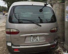 Bán Hyundai Starex 2004, màu bạc xe gia đình giá 190 triệu tại Hà Nội