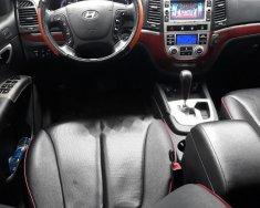 Bán Santa Fe SLX 7 chỗ. Đời 2007, xe nhập khẩu, màu đen, máy dầu, 2 cầu, số tự động, odo 86000 km giá 520 triệu tại Hà Nam