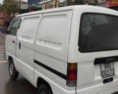 Cần bán gấp Suzuki Super Carry Van sản xuất năm 2013, màu trắng, xe sơn máy nội thất còn nguyên bản đẹp giá 170 triệu tại Hà Nội