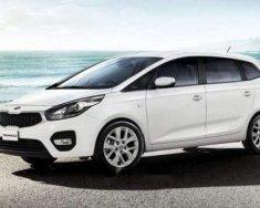 Bán Kia Rondo MT đời 2018, màu trắng, xe như mới không vết trầy giá 580 triệu tại Khánh Hòa