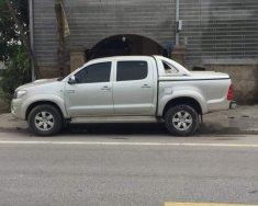 Bán Toyota Hilux sản xuất 2010, màu bạc, nhập khẩu   giá 386 triệu tại Nghệ An