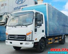 Bán xe tải Veam VT260-1 thùng 6m1, máy Isuzu trả góp 90% bao thủ tục trọn gói giá 490 triệu tại Tp.HCM