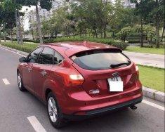 Cần bán lại xe Ford Focus 1.6AT năm 2014, màu đỏ giá 455 triệu tại Tp.HCM