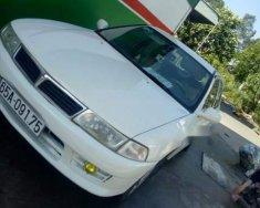 Cần bán lại xe Mitsubishi Lancer MT năm sản xuất 2000, màu trắng, máy phun xăng không hao xăng giá 120 triệu tại Cần Thơ