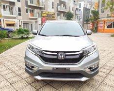 Cần bán xe Honda CR V 2.4 đời 2017, màu bạc giá 905 triệu tại Hà Nội