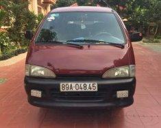 Cần bán xe Daihatsu Citivan 2005, màu đỏ, nhập khẩu nguyên chiếc, giá chỉ 72 triệu giá 72 triệu tại Bắc Giang