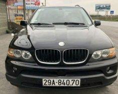 Cần bán BMW X5 sản xuất năm 2004, màu đen, nhập khẩu   giá 350 triệu tại Hà Nội