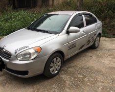 Bán xe Hyundai Verna đời 2008, màu bạc giá 160 triệu tại Hà Nội
