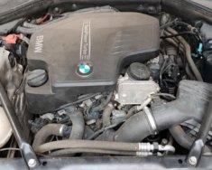 Bán BMW 5 Series 520i năm 2015, màu đen  giá 1 tỷ 380 tr tại Hà Nội