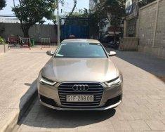 Bán ô tô Audi A6 năm sản xuất 2015, màu vàng, nhập khẩu nguyên chiếc giá 1 tỷ 699 tr tại Tp.HCM