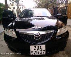 Bán Mazda 6 sản xuất năm 2010, màu đen, xe nhập giá cạnh tranh giá 255 triệu tại Hà Nội