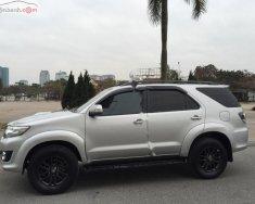 Cần bán xe Fortuner 2.5G 2016 máy dầu, số sàn, màu bạc, odo 38000 km, tư nhân chính chủ từ đầu giá 885 triệu tại Hà Nội