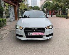 Audi A3 Động cơ 1.8, màu trắng sản xuất 2013.đăng ký 2014 nhập khẩu nguyên chiếc Hungary giá 950 triệu tại Hà Nội
