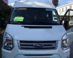 Cần bán gấp Ford Transit Standard MID sản xuất 2015, màu trắng, giá 540tr giá 540 triệu tại Đà Nẵng