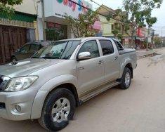 Cần bán xe Toyota Hilux 3.0G sản xuất 2011, màu bạc, xe nhập giá 418 triệu tại Nghệ An