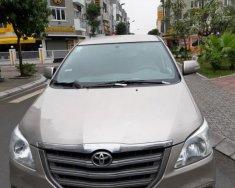 Bán nhanh Toyota Innova màu ghi, đời 2015 giá 565 triệu tại Hà Nội