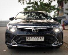 Bán xe Toyota Camry 2.5Q sx 2017, màu đen giá 1 tỷ 220 tr tại Hà Nội