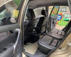 Bán xe Honda CR V 2.4 AT đời 2010, màu vàng xe gia đình, giá cạnh tranh giá 545 triệu tại Hà Nội