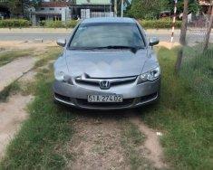 Cần bán gấp Honda Civic 1.8 AT đời 2007, màu bạc, mọi thứ còn nguyên rin giá 335 triệu tại Ninh Thuận