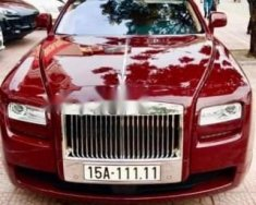 Cần bán Rolls-Royce Ghost đời 2010, màu đỏ, nhập khẩu  giá 11 tỷ 500 tr tại Hà Nội