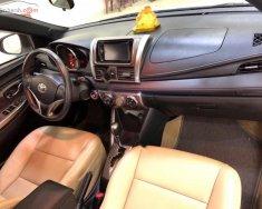 Bán xe Toyota Yaris G sản xuất 2016 nhập khẩu, máy xăng, dáng Hatchback, màu trắng, nội thất màu kem giá 605 triệu tại Hải Phòng