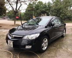 Bán xe Honda Civic 2.0 số tự động, đời 2006, màu đen giá 290 triệu tại Hà Nội