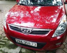 Bán ô tô Hyundai i20 sản xuất năm 2011, màu đỏ, nhập khẩu nguyên chiếc chính chủ, giá tốt giá 380 triệu tại Hà Nội