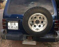 Chính chủ bán Mitsubishi Pajero V6-3000 2004, màu xanh lam, nhập khẩu giá 185 triệu tại Tp.HCM