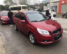 Bán Chevrolet Aveo đời 2017, màu đỏ số tự động giá 370 triệu tại Hà Nội