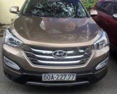 Cần bán Hyundai Santa Fe 2.2 năm 2015, màu nâu giá 1 tỷ 20 tr tại Bình Dương