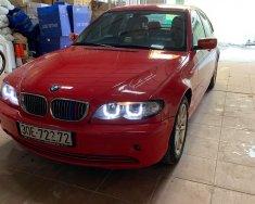 Cần bán xe BMW 3 Series 318i năm sản xuất 2003, màu đỏ, giá chỉ 249 triệu giá 249 triệu tại Hà Nội