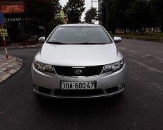 Bán xe Kia Forte đời 2009, màu bạc, nhập khẩu   giá 385 triệu tại Hà Nội
