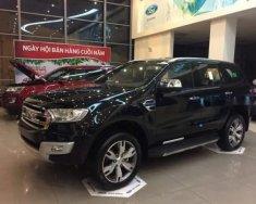 Cần bán Ford Everest năm sản xuất 2018, màu đen, 969 triệu giá 969 triệu tại Hà Nội