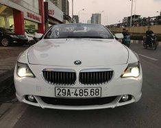 Cần bán xe BMW 6 Series 650C đời 2006, màu trắng, giá 960tr giá 960 triệu tại Hà Nội