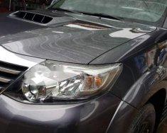 Bán Toyota Fortuner G đời 2015, màu xám   giá 855 triệu tại Tp.HCM