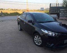 Cần bán xe Toyota Vios E MT đời 2016, màu đen   giá 470 triệu tại Hải Phòng