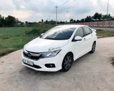 Bán xe Honda City đời 2017, màu trắng, chính chủ giá 530 triệu tại Tp.HCM