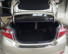 Cần bán gấp Toyota Vios năm 2015, màu bạc chính chủ, giá 445tr giá 445 triệu tại Quảng Ninh