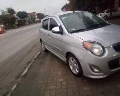 Cần bán gấp Kia Morning đời 2011, màu bạc, nhập khẩu nguyên chiếc, 165 triệu giá 165 triệu tại Hà Tĩnh