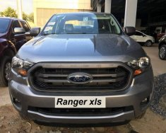 Bán Ford Ranger XLS sản xuất năm 2019, màu xám, xe nhập giá 650 triệu tại Tp.HCM