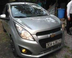Cần bán lại xe Chevrolet Spark sản xuất năm 2014, màu bạc, 235 triệu giá 235 triệu tại Hà Nội
