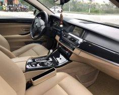 Bán BMW 5 Series 520i sản xuất 2014, màu đen giá 1 tỷ 350 tr tại Hà Nội